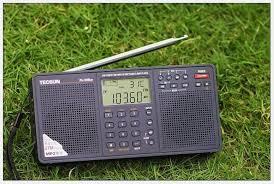 Tecsun PL398MP Stereo FM MW MW LW DSP Radio MP3 Player Etm World Band Clock Alarm PLL Digital Radio Station-Black