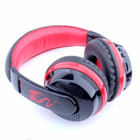 MX666 Wireless Bluetooth Headphones Earphones With Microphone Gaming Stereo Hifi Headset Music For iphone Samsung-