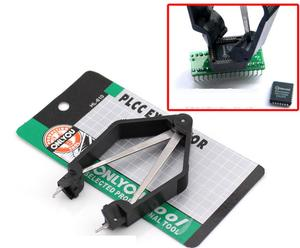 PLCC IC BIOS Chip Extractor Removal Puller Motherboard Tools Computer-Black