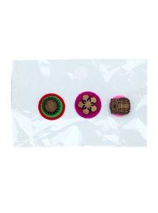 Multicolor Handmade Tip For Women