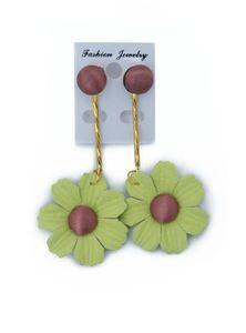 Brass Earrings For Women Jewelry