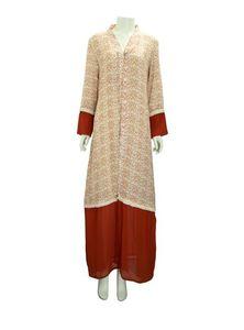 Long Cape for Elegant Muslim Women