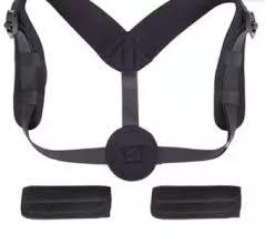 Posture Corrector for Women & Men-Black