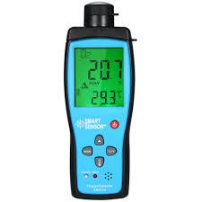O2 Gas Tester Monitor Detector Handheld Oxygen Meter-Blue