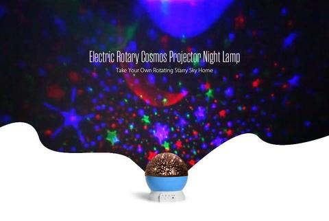 Moonlight Night Sky Master Star Projector for Kids Baby Sleep Lighting-1pc