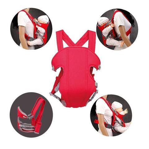 Multifunction baby carrier 3-18 months for baby baby sling breathable fabric baby backpack wrapping kangaroo front face