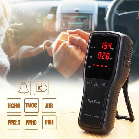 Air Quality Detector Digital formaldehyde detector solive-31 air quality monitor