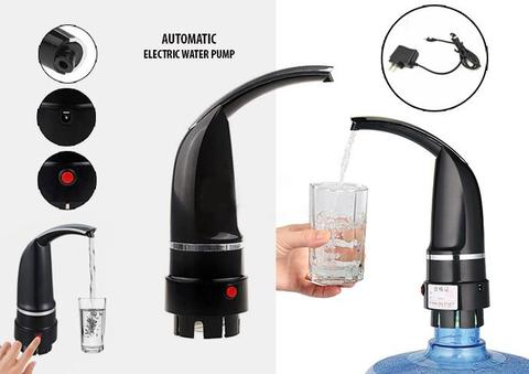 Automatic Electric Water Pump-Black