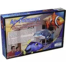 Air Swimmers Remote Control Flying Clown fish-Blue Orange