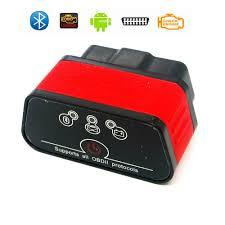 KW903 Bluetooth Car Auto Fault Diagnostic Tool OBD2 -Black