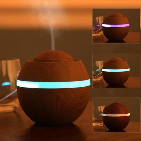 300ML Colorful Light Mist Maker