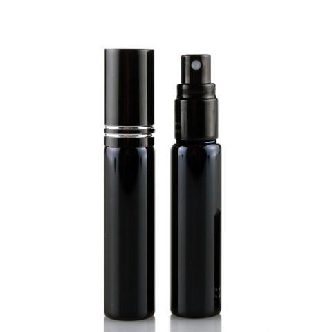 10ML UV GLASS TRAVEL PERFUME BOTTLES ATOMIZER PORTABLE SPRAY