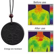 Quantum Pendant Anti-Radiation Scalar Energy Pendant with 7211 IONS