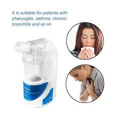 Home Medical Ultrasonic Atomizer Portable Inhaler Neutralizer