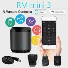 Broadlink RM mini3 Universal WiFi / IR Remote Controller