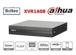DAHUA XVR1A08 08 Channel Penta-brid Digital Video Recorder