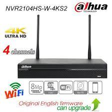 Dahua WIFI IP Network recorder 4 ch NVR2104HS-W-4KS2
