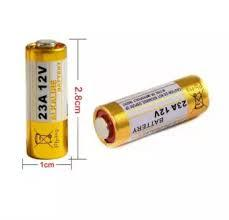 23A 12V Alkaline Battery-2Pcs