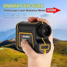 Waterproof Outdoor Laser Distance Meter SW-600A 600Meter