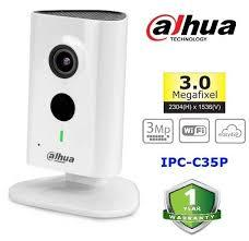 Dahua IP Camera IPC-C35 3MP C Series Wi-Fi Network Camera