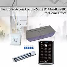 Access Control Password+Card Control Full System