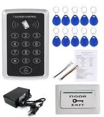 Home Security Entry Door Lock Access Control System With 10pcs RFID