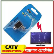 Thunder Protector For TV