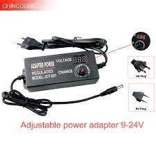 Adjustable Power Supply Converter DC 9-24v 3A With Display