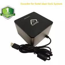 Hotel Door Lock system Card encoder / card reader with Room & Bill Management Software