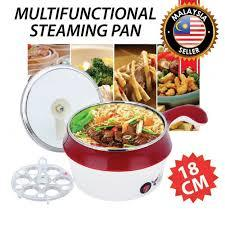 18CM Electric Multifunctional Steaming Pot