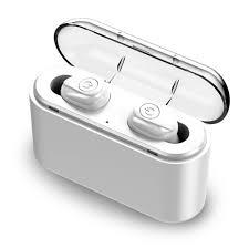 X8 tws Bluetooth Headset 5.0 Waterproof wireless headphones 5D Stereo Earphone Headphone With Charging Box 3000mAh Power Bank