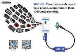 Keydiy Mini KD Mobile Key Remote Maker for Auto Key Programming