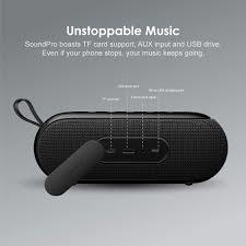 Oraimo Soundpro OBS-52D Bluetooth Speaker ( 1 YEAR OFFICIAL WARRANTY)
