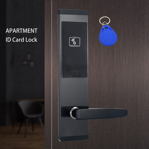 Electronics Door lock key + card For Hotel or Home Use