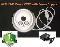 4-In-1 2MP 1080P AHD TVI CVI CVBS IR Eyeball Dome CCTV Camera Support Any Brand DVR XVR HVR