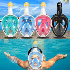 M2068G Full Face Snorkel Mask