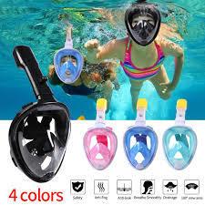 M2068G Full Face Snorkel Mask