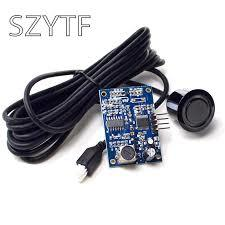 K62 Integrated Ranging Module Waterproof Ultrasonic Sensor Module for Arduino