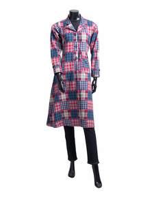Cotton Ladies Long Coat