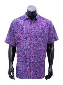 Wax Dyed Cotton Shirt