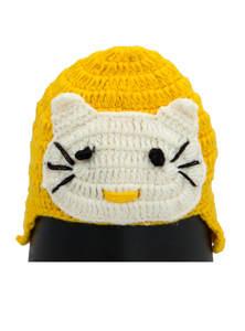 Woolen Baby Cap