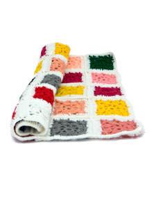 Woolen Cushion Cover