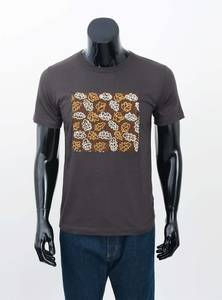Embroidered Cotton T-Shirt for Men