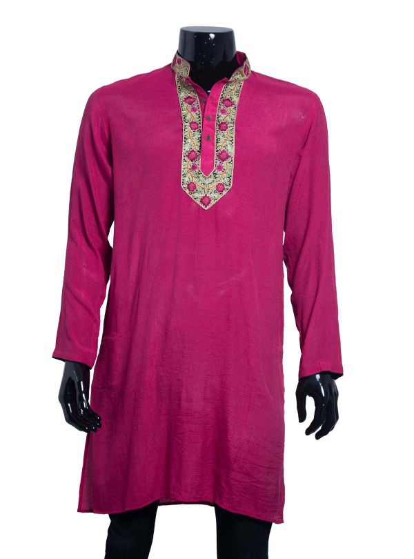 Cheese Cotton Panjabi for Men