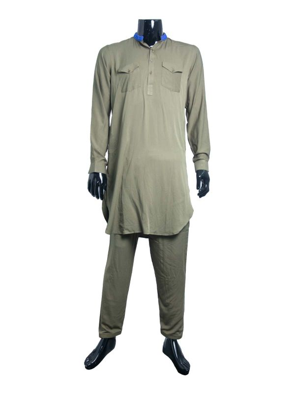 Linen Kabli Set for Men