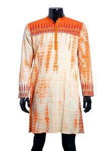 Tie Dyed Panjabi for Men