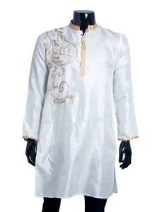 Silk Panjabi