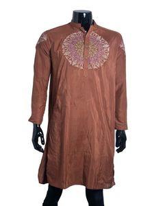 Joysree Silk Panjabi for Men