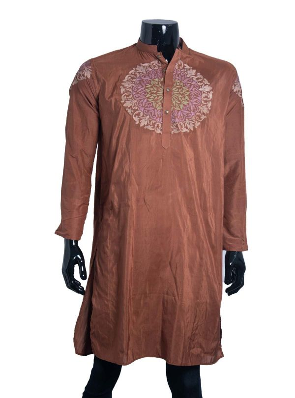 Joysree Silk Panjabi for Men