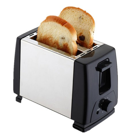 Automatic 2 Slice Bread Toaster